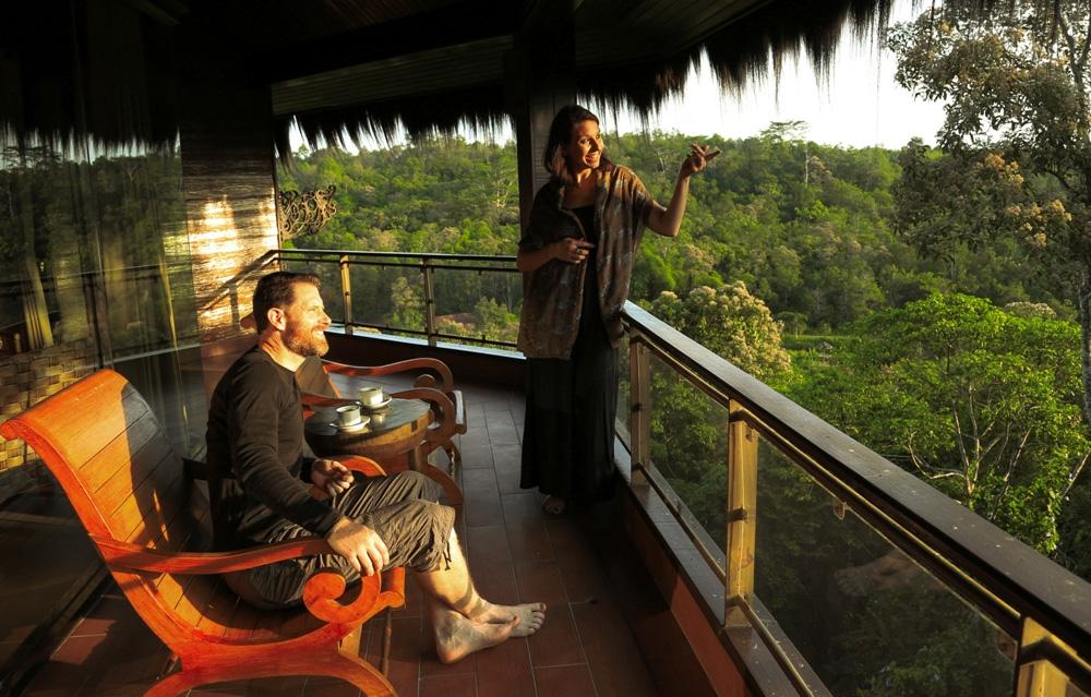 Samboja Lestari Retreat